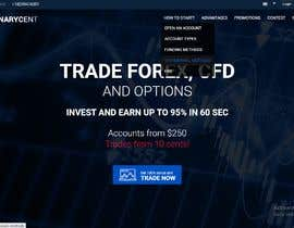 #23 cho forex trading website needed, blockchain , bitcoin bởi Againbasir