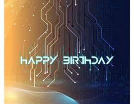 #88 for Birthday Card design af Lshiva369
