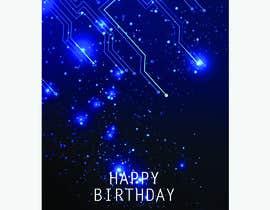 #115 cho Birthday Card design bởi SubirSingha23