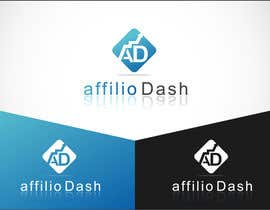 #65 for Design a Logo for Affiliate Tracking Dashboard by OviRaj35