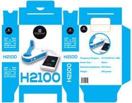 Nro 8 kilpailuun Packaging design käyttäjältä Rupa380