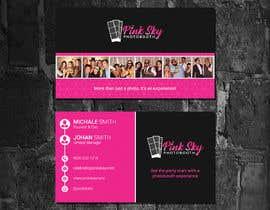 #299 cho Fun and Creative Photo Booth Business Card (2-sided) bởi abrarsumon
