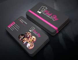 #111 cho Fun and Creative Photo Booth Business Card (2-sided) bởi almizan1040