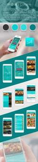 Graphic Design Contest Entry #16 for Anguilla Cuisine App UI Mockup