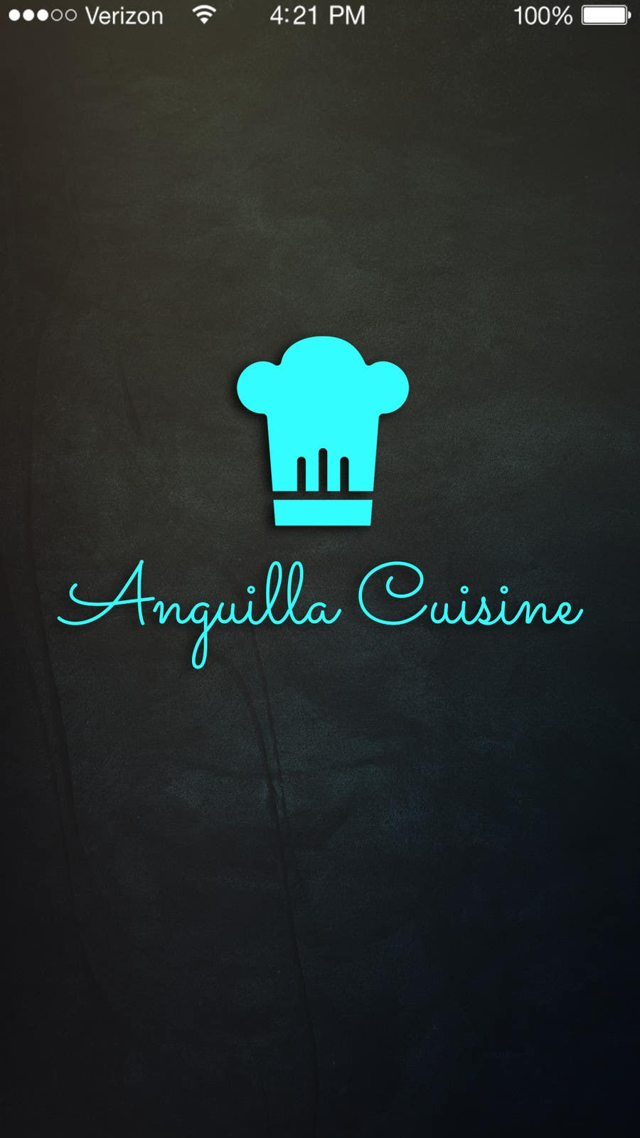 Contest Entry #                                        8                                      for                                         Anguilla Cuisine App UI Mockup