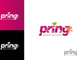 #154 for Logo Design for Pring by Designer0713