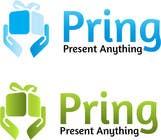 Graphic Design Konkurrenceindlæg #135 for Logo Design for Pring
