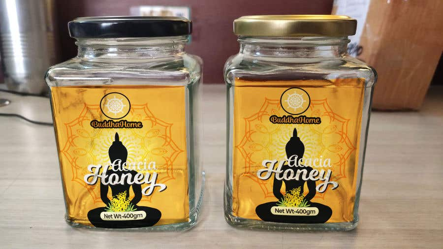 Bài tham dự cuộc thi #                                        104                                      cho                                         Honey Label Designing Contest