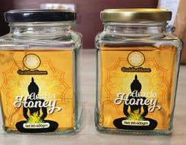 #104 for Honey Label Designing Contest af nkabir247