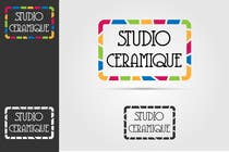 Bài tham dự #41 về Graphic Design cho cuộc thi Logo Design for a Modern Ceramics Studio