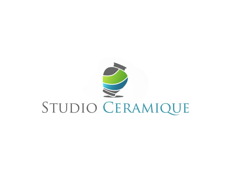 Bài tham dự cuộc thi #                                        1                                      cho                                         Logo Design for a Modern Ceramics Studio