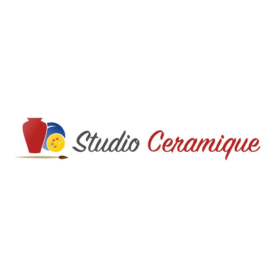 Bài tham dự cuộc thi #                                        66                                      cho                                         Logo Design for a Modern Ceramics Studio