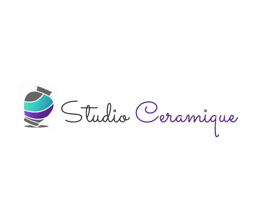 Bài tham dự cuộc thi #                                        76                                      cho                                         Logo Design for a Modern Ceramics Studio