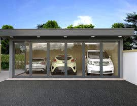 #97 para Car Garage Design por acepcuyana