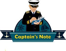 #8 para Design a Logo for CaptainsNote.com de arnab22922