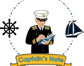 #13 para Design a Logo for CaptainsNote.com por arnab22922