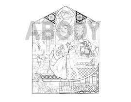 AbodySamy tarafından illustration from image for laser cut project için no 46