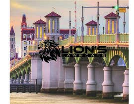 "#104 for I need you to create a logo for my new company. The name of my company is ""Lion's Lawn Care"". We are in St Augustine FL and I would like my logo to incorporate the Bridge Of Lions which is in our town.  - 28/11/2020 19:00 EST by Nisrat620"