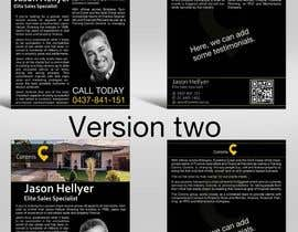 #19 for Design a Flyer for Real Estate Agent by feteanuv