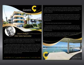 #18 para Design a Flyer for Real Estate Agent de CorneliaTeo