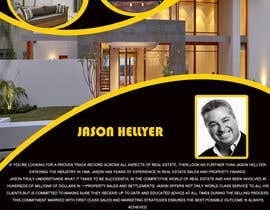 #11 para Design a Flyer for Real Estate Agent de knightGFX