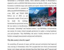 #36 untuk Need article about top 10 best countries for expats oleh shiponahammed121