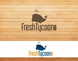 nº 190 pour Logo Design for FreshTycoon.com par thesunstudio