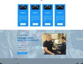 #48 cho Create Homepage Design bởi mnislamsaju2