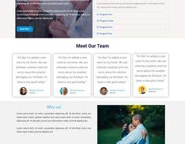 #75 cho Create Homepage Design bởi redoyhossainbd