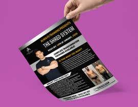 #42 untuk Create Advertising Poster For Transformation Challenge oleh osimakram120