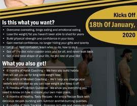 #48 untuk Create Advertising Poster For Transformation Challenge oleh samihaislam28
