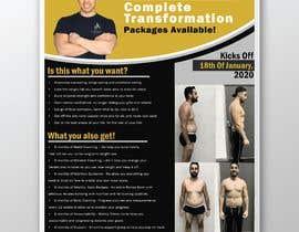 #54 untuk Create Advertising Poster For Transformation Challenge oleh samihaislam28