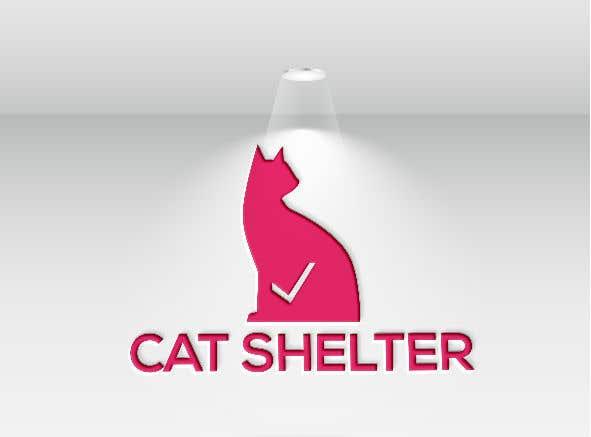 Konkurrenceindlæg #                                        90                                      for                                         logo for cat shelter