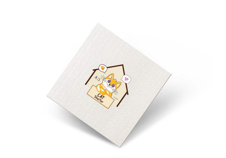 Konkurrenceindlæg #                                        72                                      for                                         logo for cat shelter