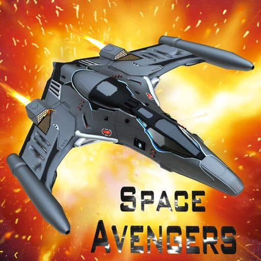 Konkurrenceindlæg #                                        17                                      for                                         Create icon for Space Avengers (Roblox game - 512x512 image - 3D rendered)