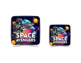#36 for Create icon for Space Avengers (Roblox game - 512x512 image - 3D rendered) af mohammadArif200