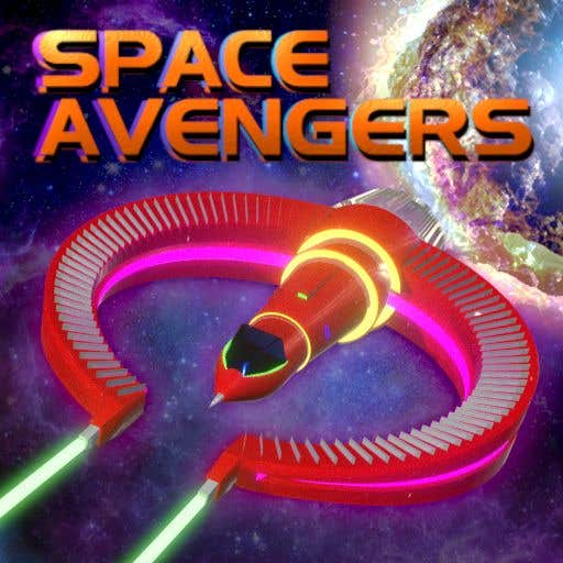 Konkurrenceindlæg #                                        32                                      for                                         Create icon for Space Avengers (Roblox game - 512x512 image - 3D rendered)