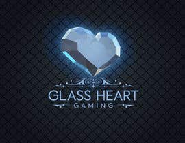#188 for Logo Design with an Animated Version. (Glass Heart/Crystal Heart Design) af ZhanBay