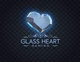 #188 para Logo Design with an Animated Version. (Glass Heart/Crystal Heart Design) por ZhanBay