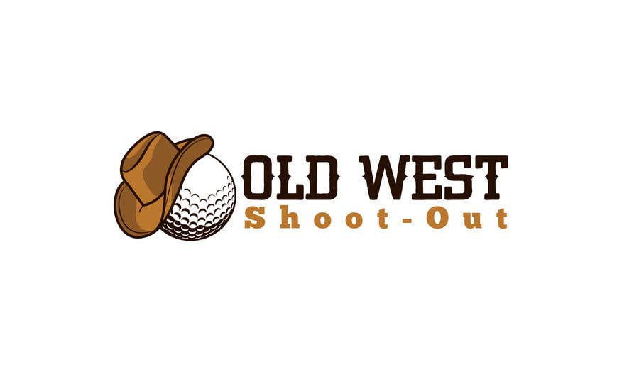 Kilpailutyö #                                        218                                      kilpailussa                                         LOGO -  Western Theme Mini Golf