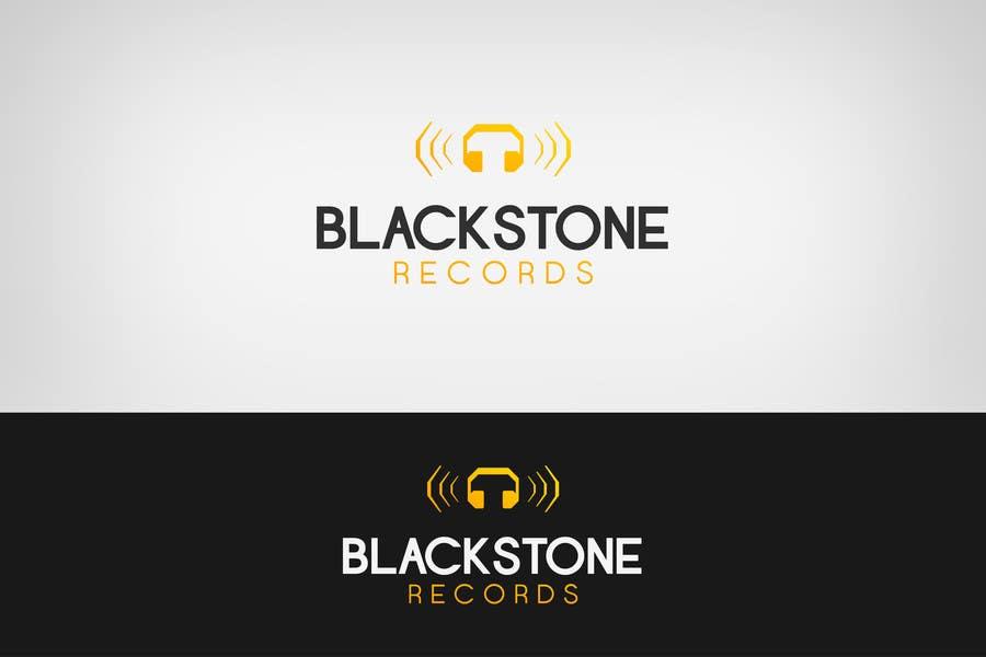 #71 for Logo Design for Blackstone Records by Lozenger