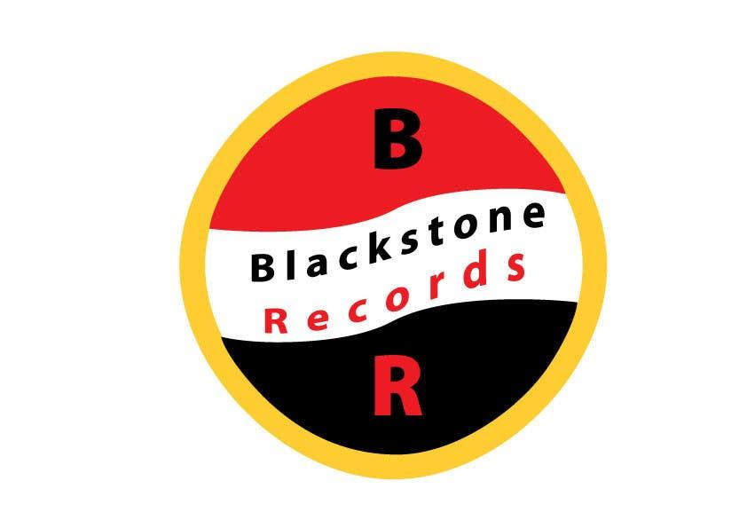 #77 for Logo Design for Blackstone Records by ocsim