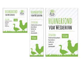 #6 for Label Design for Organic Farm Products (German language) by alanreddy