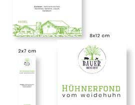 #4 for Label Design for Organic Farm Products (German language) by Ian2201