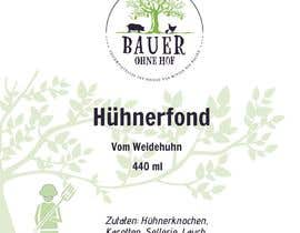 #5 for Label Design for Organic Farm Products (German language) by Sunayhn
