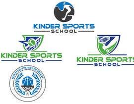 #101 untuk Logo Development Kinder Sports School Engl. & Arabic oleh mdgolamzilani40