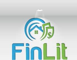 #179 untuk FinLit Logo Needed oleh kulsumab400