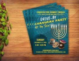 #67 untuk Design a Flyer for a Chanukah Party oleh mdmostafizur1992