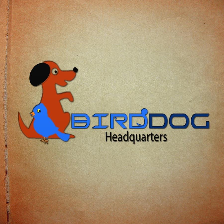 Contest Entry #                                        21                                      for                                         Design a Logo for Bird Dog Headquarters