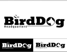 #10 para Design a Logo for Bird Dog Headquarters por aanzhoqer